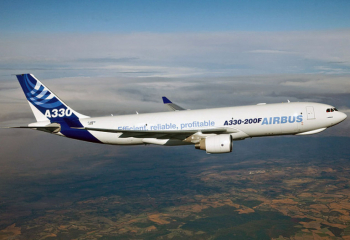 """""""Turkmenhowayollary"""" agency will be replenished for the first time with """"Airbus"""" cargo planes of """"A330-200"""" model"""